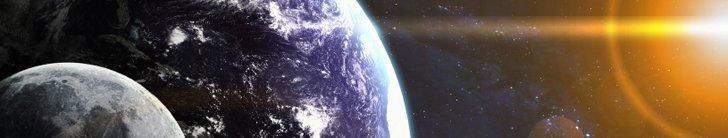 Unsere Erde, Unser Mond auf Taschenhirn.de Wissen in Listen