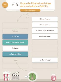 iOS Deutsche Quiz Spiele App für iPhone + iPad - jetzt gratis Wissen und Bildung im App Store downloaden